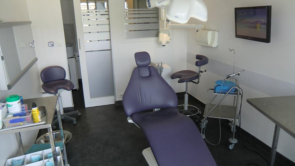 Bloc opératoire - Dentiste Boulogne Billancourt