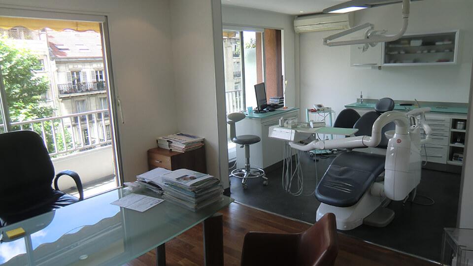Salle de soins dentaires – Dentiste Boulogne Billancourt