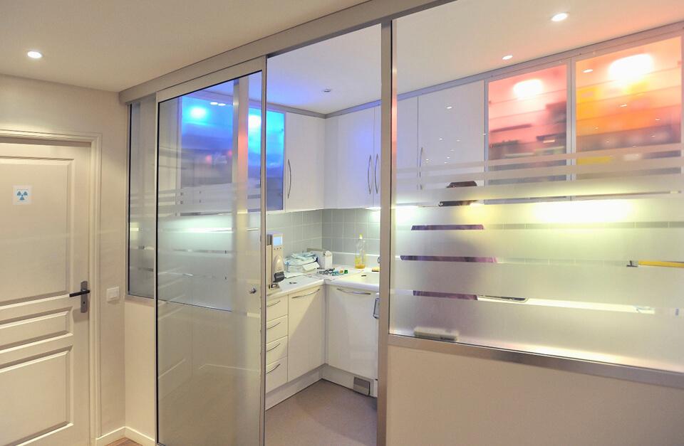 Salle de sterilisation – Dentiste Boulogne Billancourt